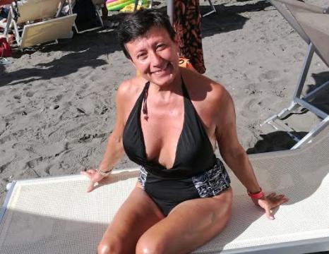 Enrica. Una donna che è velocemente passata dalle parole ai fatti. Ecco il suo traguardo, raggiunto durante la menopausa.